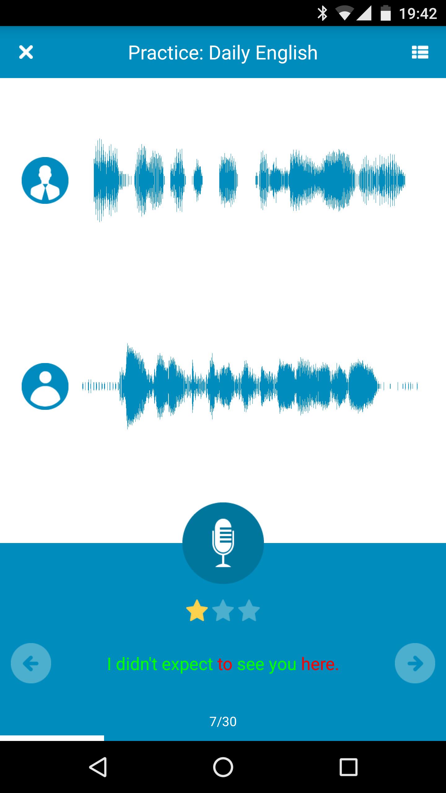 スピードラーニング アプリ LISTEN & REPEAT